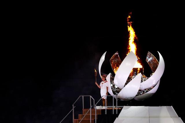 Lễ khai mạc Olympic Tokyo 2020: Giản dị nhưng giàu ý nghĩa! - Ảnh 4.