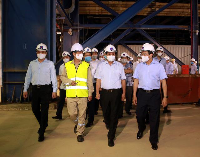 Đưa Nhà máy Nhiệt điện Thái Bình 2 vào hoạt động năm 2022 - Ảnh 1.