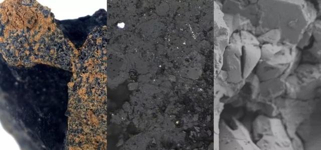 """Thiên thạch 4,6 tỷ năm được tìm thấy trong """"dấu chân ngựa"""" - Ảnh 1."""
