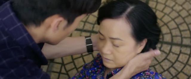 Hãy nói lời yêu - Tập 30: Gián tiếp khiến mẹ Phan rơi vào cảnh nguy kịch, bà Hoài một lần nữa khiến My ghê sợ - Ảnh 8.
