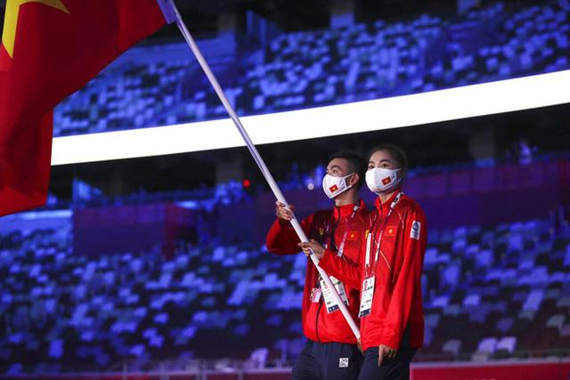 Lễ khai mạc Olympic Tokyo 2020: Giản dị nhưng giàu ý nghĩa! - Ảnh 3.