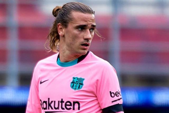 Barcelona chính thức rao bán Antoine Griezmann - Ảnh 1.