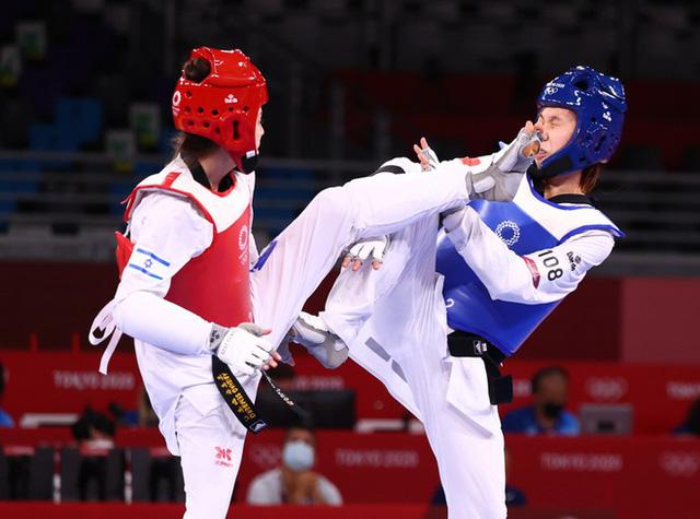 Trương Thị Kim Tuyền lỡ trận tranh HCĐ Olympic Tokyo - Ảnh 2.