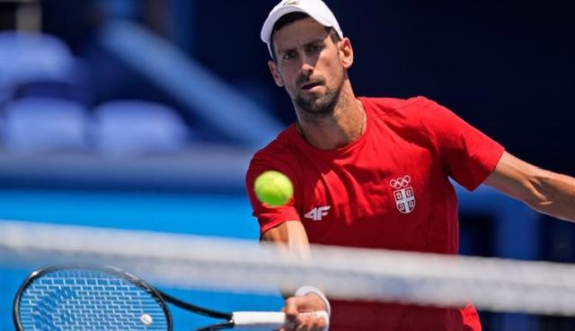 Olympic Tokyo 2020: Novak Djokovic thắng thần tốc trận ra quân - Ảnh 2.