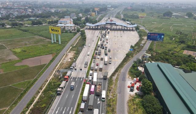 Hà Nội công bố 16 luồng xanh giao thông kết nối với luồng xanh quốc gia - Ảnh 1.