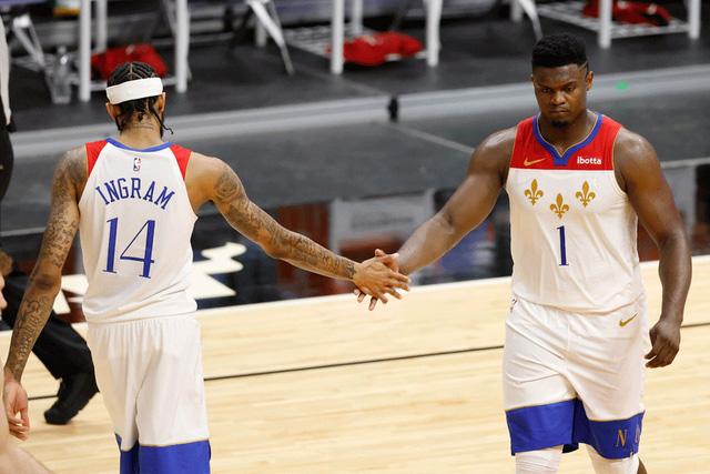 New Orleans Pelicans công bố HLV trưởng cho mùa giải 2021 - 2022 - Ảnh 1.