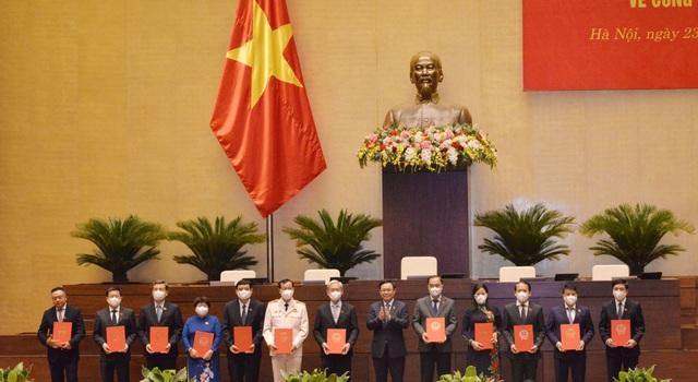 Danh sách Chủ nhiệm và Phó Chủ nhiệm các Ủy ban của Quốc hội - Ảnh 1.