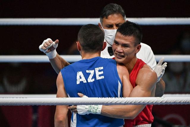 Nguyễn Văn Đương lập kỳ tích cho Boxing Việt Nam ở Olympic sau 33 năm - Ảnh 4.