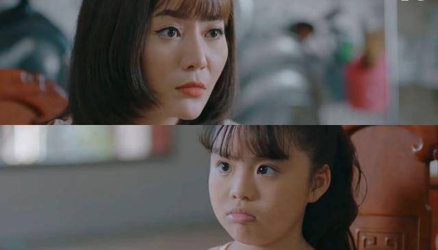 Mùa hoa tìm lại - Tập 27: Bé Ngân không muốn bố Đồng lấy cô Lệ - Ảnh 1.