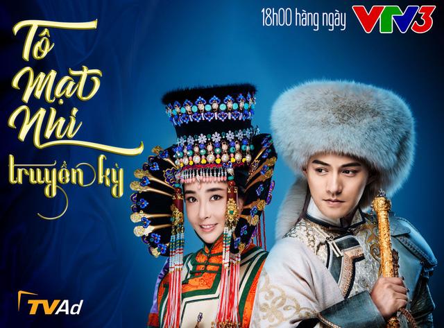 Phim mới Tô Mạt Nhi truyền kỳ lên sóng VTV3 - ảnh 1