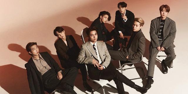 BTS muốn giúp thế hệ tương lai với vai trò người của công chúng - Ảnh 2.
