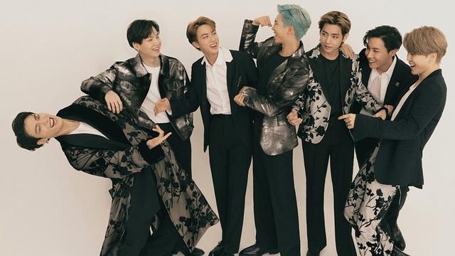 BTS muốn giúp thế hệ tương lai với vai trò người của công chúng - Ảnh 1.