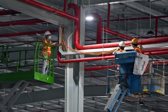 Trưng dụng 30.000 m2 nhà xưởng để xây dựng Bệnh viện dã chiến lớn nhất tại Bình Dương - Ảnh 2.