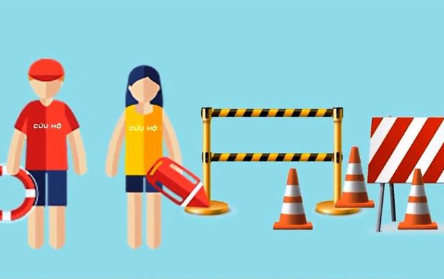 Phòng chống đuối nước cho trẻ em: Cần trang bị kỹ năng an toàn - Ảnh 1.