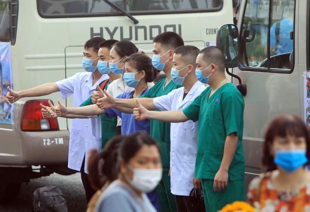 ĐBQH TP Hồ Chí Minh: Không thể kể xiết tấm lòng tình cảm của nhân dân cả nước - Ảnh 2.