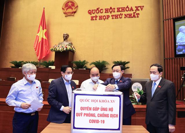 Biến cam kết thành hành động nhìn từ hai quyết định về phòng chống dịch của Chủ tịch Quốc hội - Ảnh 2.