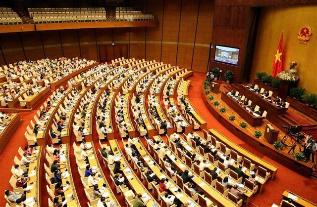 Quốc hội thực sự đổi mới vì dân - Ảnh 1.