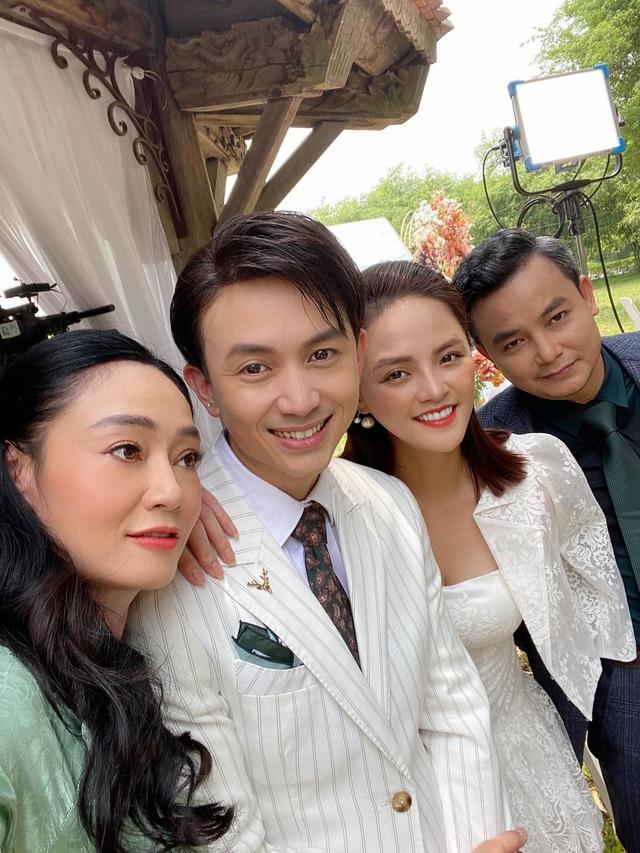 Hé lộ đám cưới đáng chờ đợi của Hương vị tình thân - Ảnh 2.