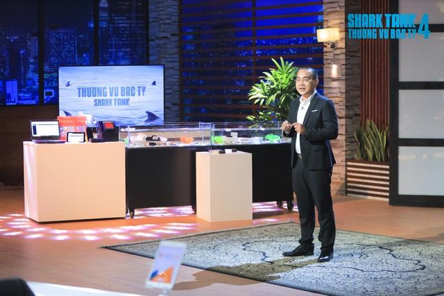 Shark Tank Việt Nam: 4 cá mập rời bể, Shark Hưng vẫn quyết đầu tư vào phần mềm cho ngành hàng hải - Ảnh 1.