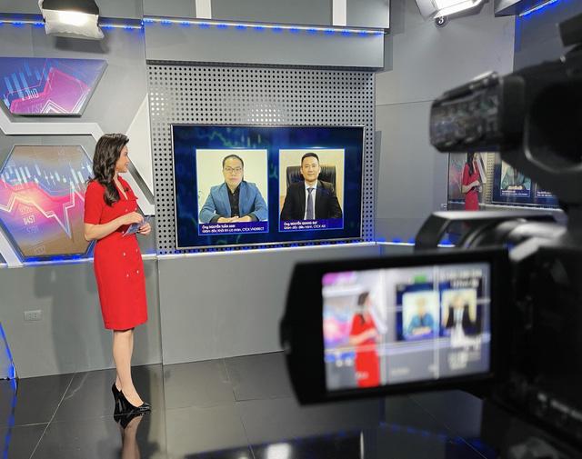 Talkshow mới trên VTV8: Phố tài chính - Thông tin chính thống, đa chiều và chuyên sâu - Ảnh 3.