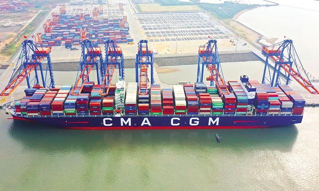 Gánh nặng logistics kéo lùi xuất khẩu của Việt Nam - Ảnh 1.