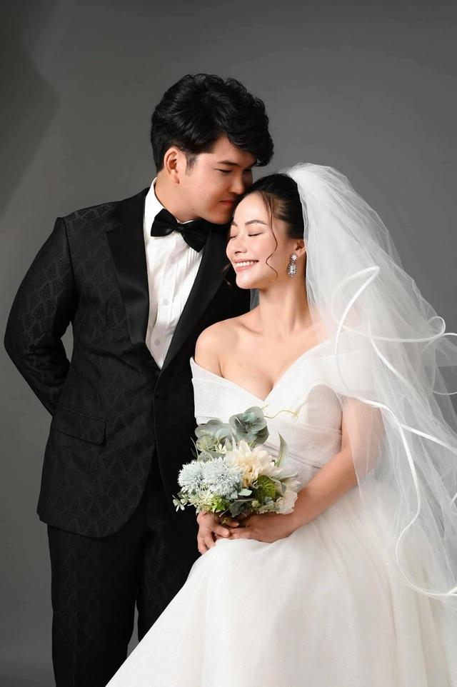 Ảnh cưới tình bể bình của cặp đôi Núi - Hoa trong Mùa hoa tìm lại - Ảnh 3.