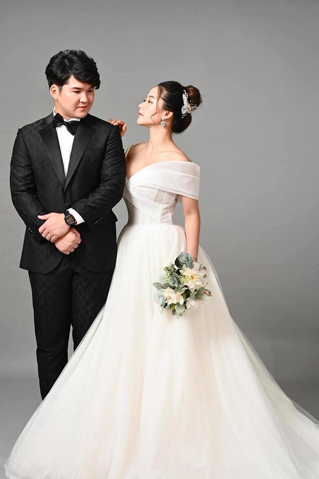 Ảnh cưới tình bể bình của cặp đôi Núi - Hoa trong Mùa hoa tìm lại - Ảnh 7.