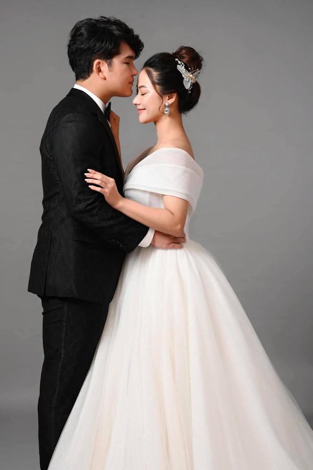 Ảnh cưới tình bể bình của cặp đôi Núi - Hoa trong Mùa hoa tìm lại - Ảnh 9.