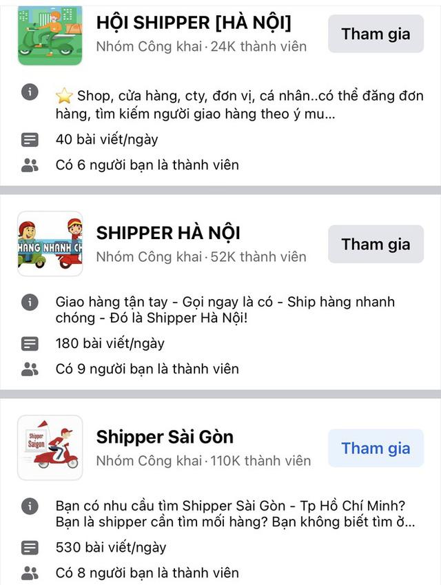 Phân loại shipper - Bạn đã biết? - Ảnh 3.