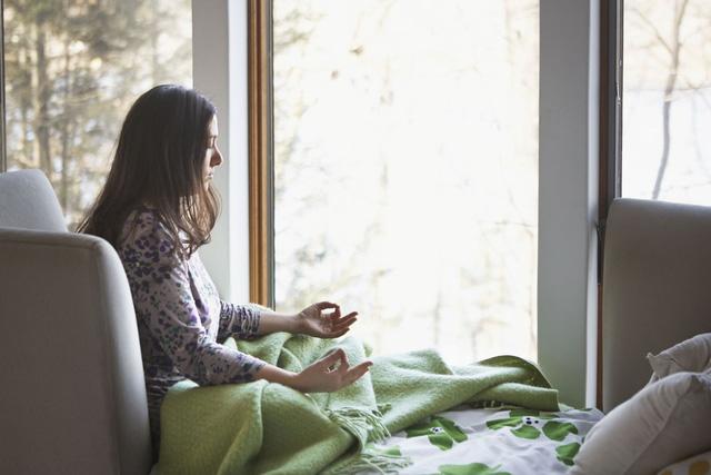 3 bài tập thiền giải phóng lo âu, tăng sức khỏe tinh thần - ảnh 1