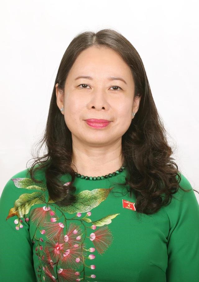 Bà Võ Thị Ánh Xuân tái đắc cử Phó Chủ tịch nước nhiệm kỳ 2021-2026 - Ảnh 1.