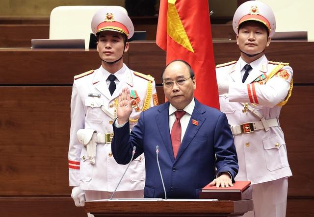 Quốc hội bầu xong 3 chức danh lãnh đạo chủ chốt nhiệm kỳ 2021 - 2026 - Ảnh 1.