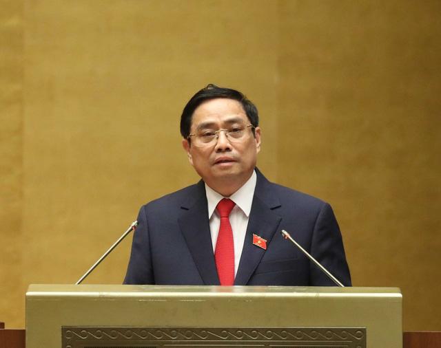 Thủ tướng Phạm Minh Chính: Chính phủ đặt lợi ích quốc gia, dân tộc lên trên hết, trước hết - Ảnh 2.