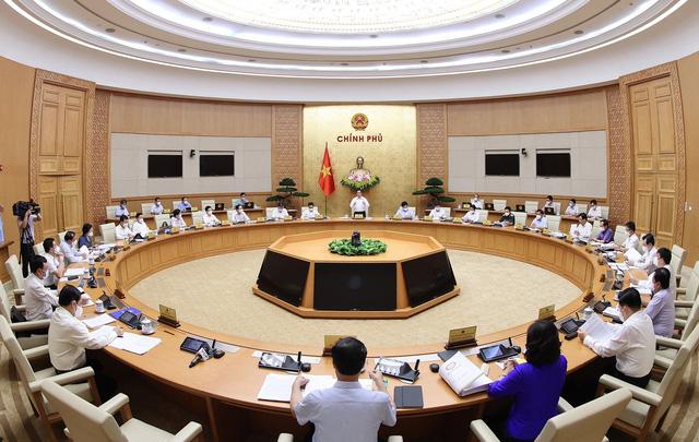 Thủ tướng trình Quốc hội cơ cấu Chính phủ mới giảm 1 Phó Thủ tướng - Ảnh 1.