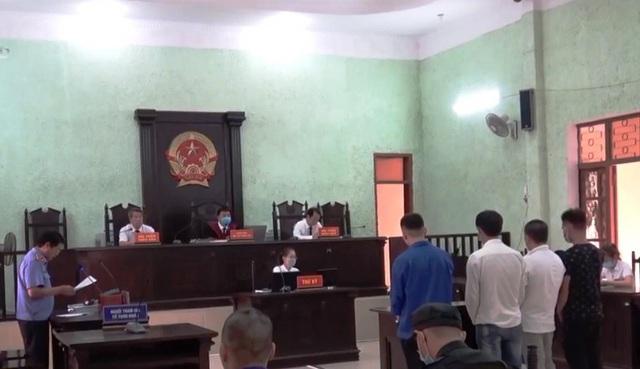Tuyên án tù 4 đối tượng tổ chức đưa người khác xuất cảnh trái phép - Ảnh 1.