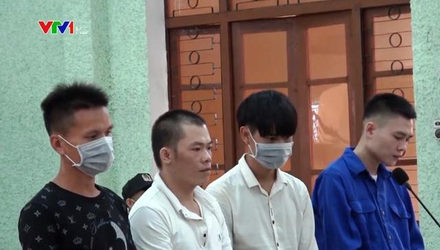 Tuyên án tù 4 đối tượng tổ chức đưa người khác xuất cảnh trái phép - Ảnh 2.