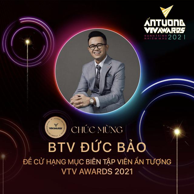VTV Awards 2021: Nóng! Lộ diện những đề cử nhân vật ấn tượng đầu tiên trong vòng 1 - Ảnh 8.