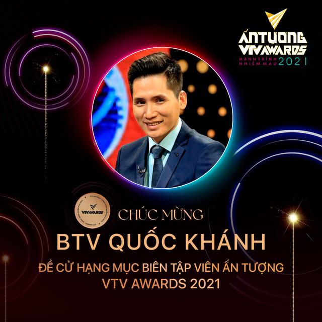 VTV Awards 2021: Nóng! Lộ diện những đề cử nhân vật ấn tượng đầu tiên trong vòng 1 - Ảnh 11.