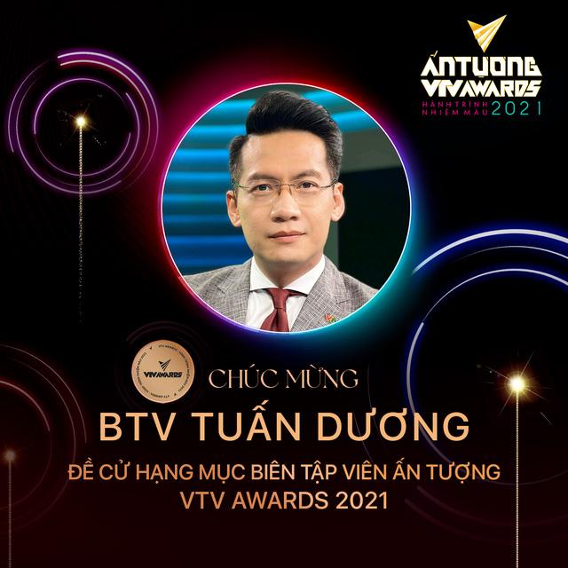 VTV Awards 2021: Nóng! Lộ diện những đề cử nhân vật ấn tượng đầu tiên trong vòng 1 - Ảnh 10.