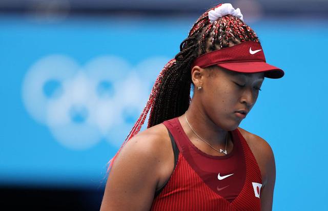 Olympic Tokyo 2020   Naomi Osaka dừng bước tại vòng 3 đơn nữ - Ảnh 2.