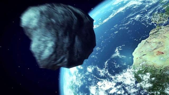 Thiên thạch có kích thước khổng lồ bay đến sát Trái Đất - ảnh 3