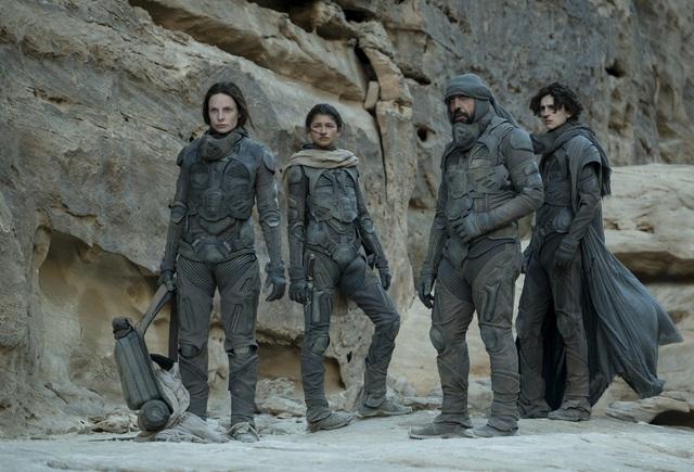 Dàn sao Hollywood đình đám hội tụ trong bom tấn của nhà Warner Bros Dune - Ảnh 1.