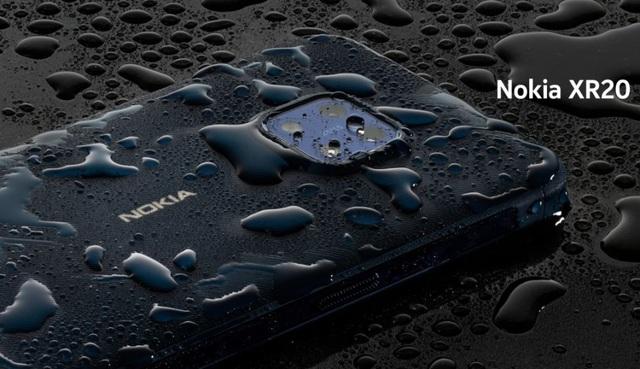 Nokia XR20 nồi đồng cối đá chính thức ra mắt - Ảnh 1.