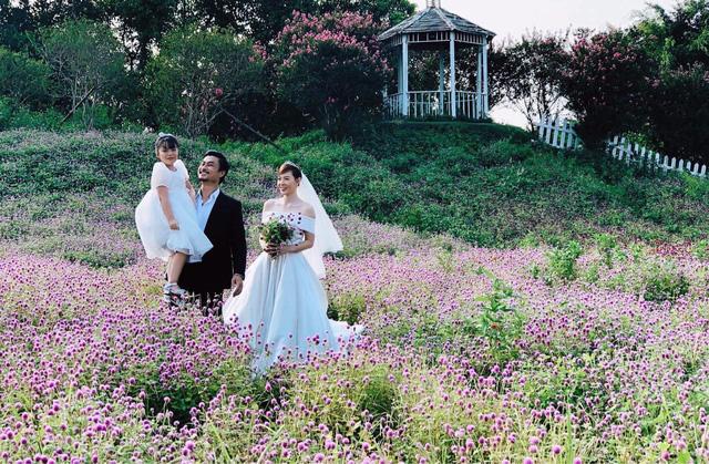 Mùa hoa tìm lại kết thúc, Thanh Hương tung ảnh đám cưới hạnh phúc của Lệ - Đồng - ảnh 7
