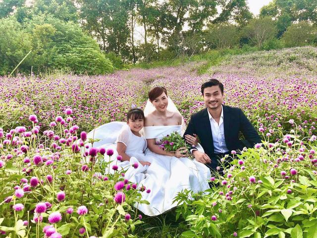 Mùa hoa tìm lại kết thúc, Thanh Hương tung ảnh đám cưới hạnh phúc của Lệ - Đồng - ảnh 4