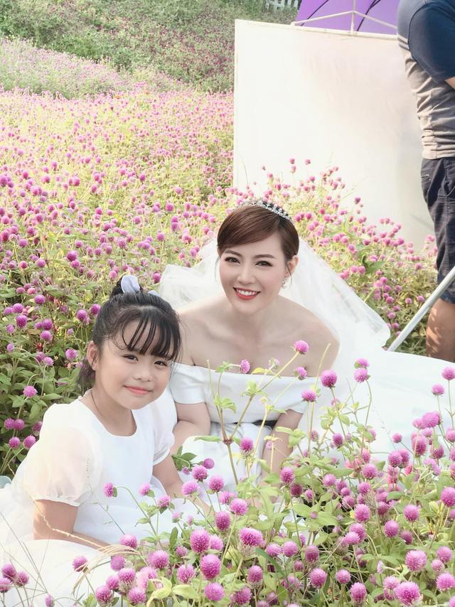 Mùa hoa tìm lại kết thúc, Thanh Hương tung ảnh đám cưới hạnh phúc của Lệ - Đồng - ảnh 5