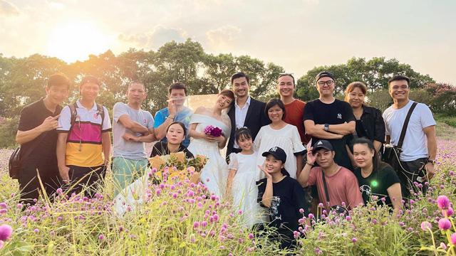 Mùa hoa tìm lại kết thúc, Thanh Hương tung ảnh đám cưới hạnh phúc của Lệ - Đồng - ảnh 8