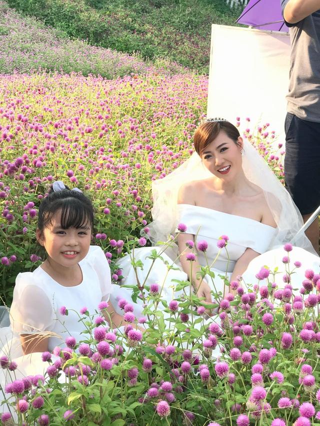 Mùa hoa tìm lại kết thúc, Thanh Hương tung ảnh đám cưới hạnh phúc của Lệ - Đồng - ảnh 3