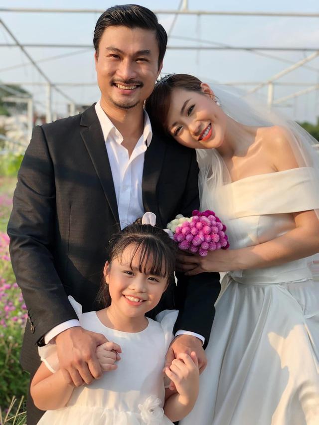 Mùa hoa tìm lại kết thúc, Thanh Hương tung ảnh đám cưới hạnh phúc của Lệ - Đồng - ảnh 1