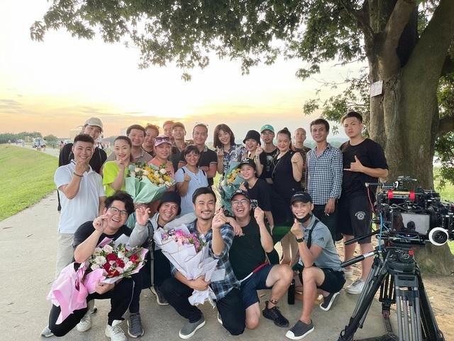 Mùa hoa tìm lại kết thúc, Thanh Hương tung ảnh đám cưới hạnh phúc của Lệ - Đồng - ảnh 14
